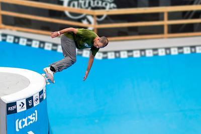 Skater (4x6, 8x12, 12x16, 16x24)