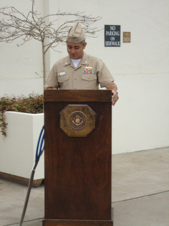 Active Duty Programs Office Ribbon Cutting