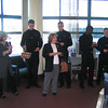ASYMCA Military Program Department grand opening at new Synder Hall facility and lounge. 01.15.07