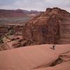 Desert Acrobatics