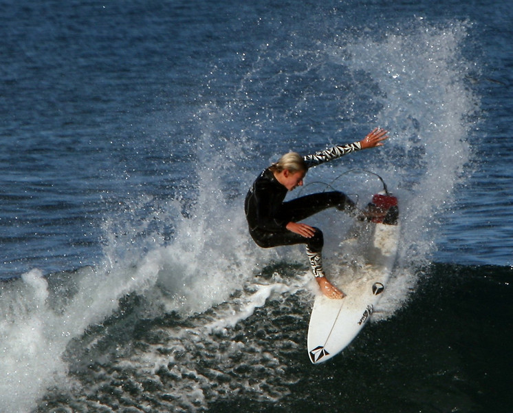 Well...maybe surfing IS actually exercise (!)