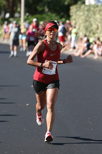 Maui Marathon women's champion.