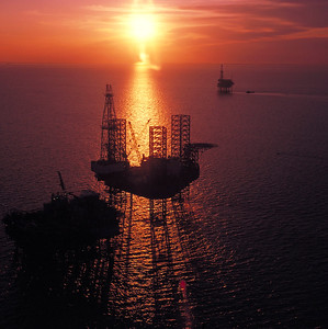 OilDrilling - North Sea.