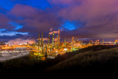 Valero Energy - California Refinery.