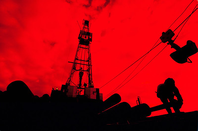 Oil Workers.
