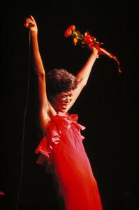 Nancy Wilson ca. 1985  ©2019 Mark Green