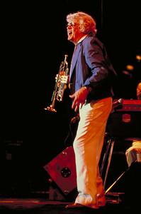 Maynard Ferguson ca. 1985  ©2019 Mark Green