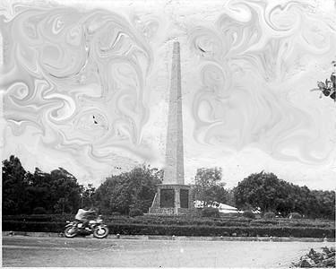 Pipas no Obelisco