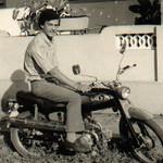 Cacanda: Victor Serraventoso na Honda