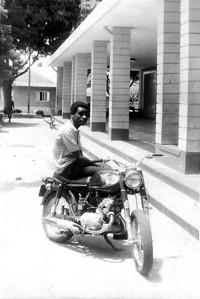 Paulito e a sua Honda 125