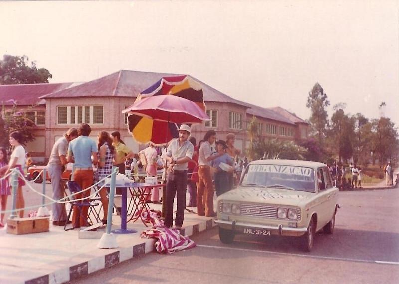 Rally - Dundo