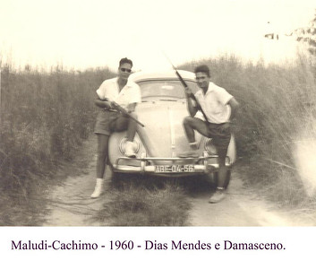 1960- Maludi- Cachimo - Dias Mendes e Damasceno