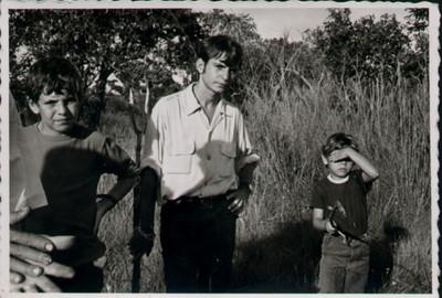 irmãos Venâncio: Ivo, Tito Jean-Claude