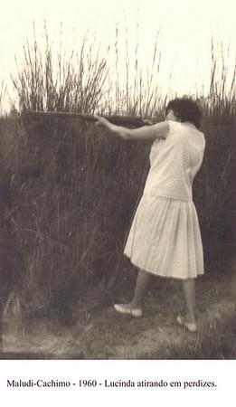 """1960 - Lucinda """"Dias Mendes"""""""