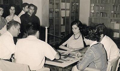Casal Mendes, Ilda Soares, Lena Pereira Toy Soares