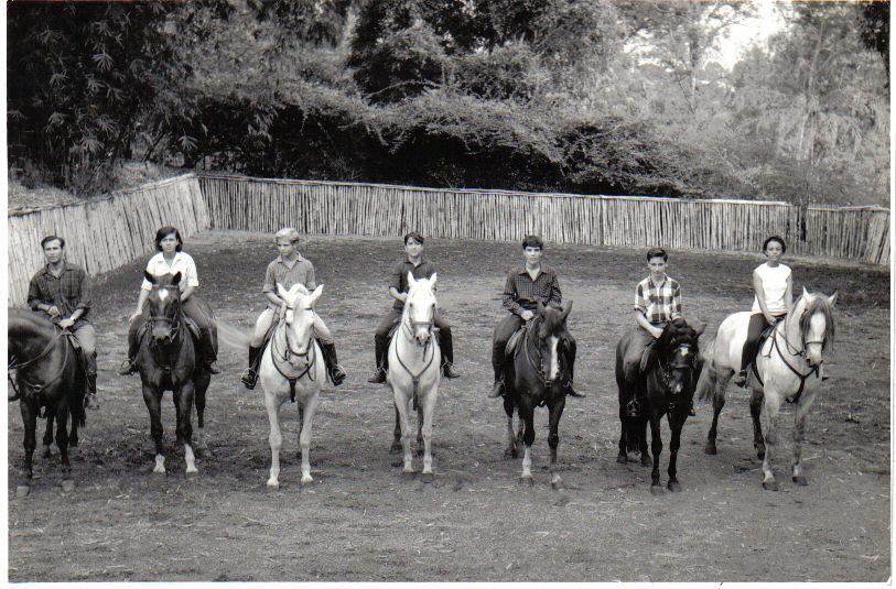 Rosas(Béni), Wanda Lourenço (Caprichoso),  Ze Russo(Riley),Vito Valente (Azal), Ze S.Sousa( Alazão) Pipas( Zulu), Isabel Medeiros(Azedo)