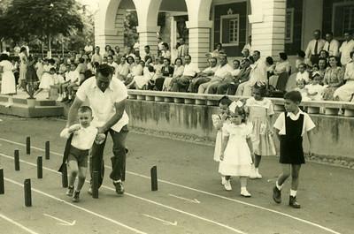1950 -Dundo Joca Sucena, Rosendo,  Ani Sobral e a Maria João Alho