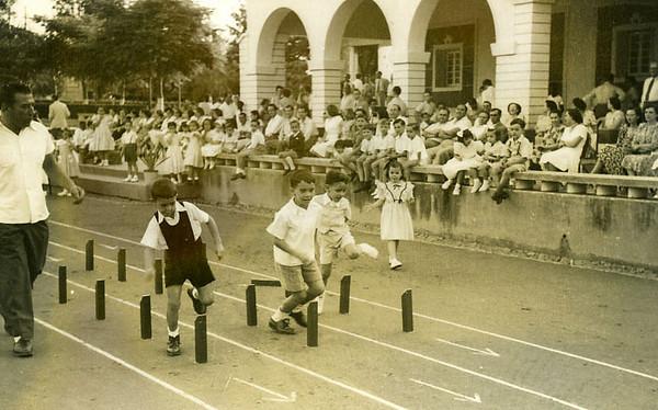1950 -Dundo Rosendo, Joca Sucena, Tóju, Tininha