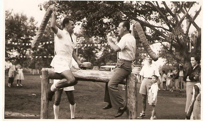 1950 Francisco Paulos e Leão Costa