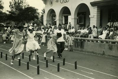 1950 -Dundo Ivone Sucena e a Tereza Xavier,Tininha Santos e  Rosendo