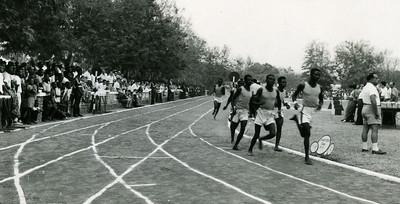 Andrada, corrida de 5000m