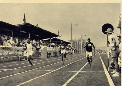 Andrada- prova estafetas 4 x 100 m