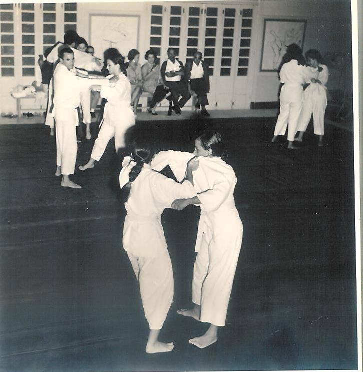 Judo feminino
