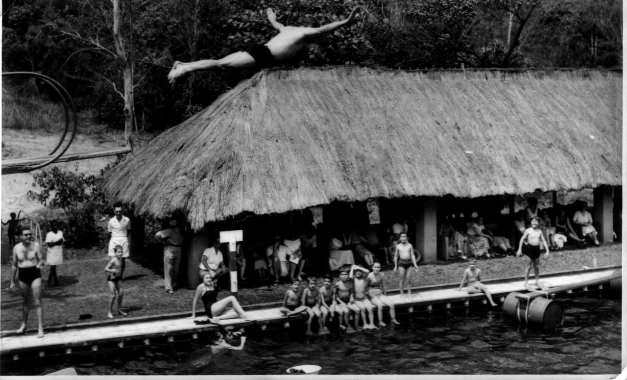 Mussungue , Piscina do Dundo,