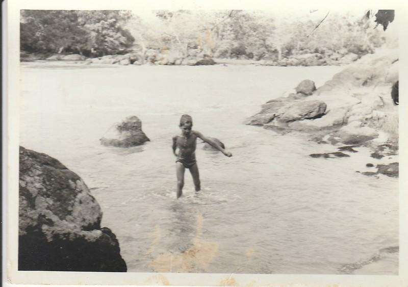 Nadando no Luachimo