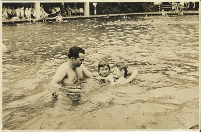 Dundo,  Patuleia e filhas Teresa e Rosarinho