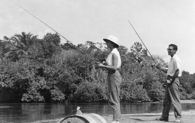 Luachimo, em 1961