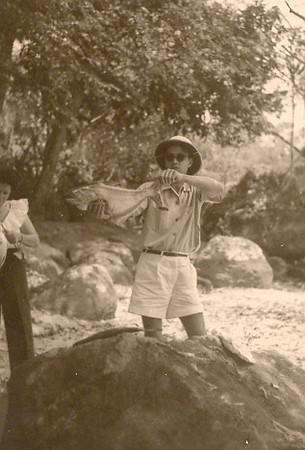 Luachimo-Victor Santos com um sussulo(?)