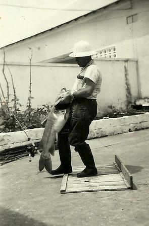 Pescaria em 1966 - Joaquim Saldanha