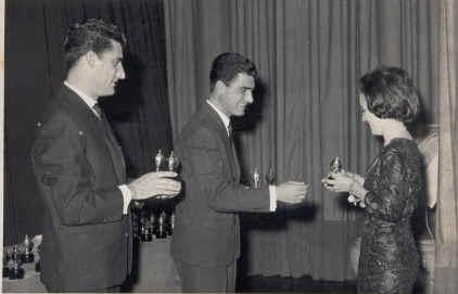 Taça Miniatura Firmino, Santos Sousa e Maria João Santos David