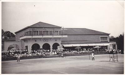 Casa do Pessoal - Campos de Tenis