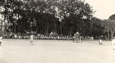 Campos de Tenis antigos