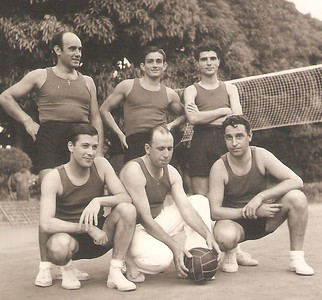 Voleibol no Dundo