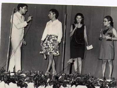 Carlos Pinto, Zé Ferraz, Branca e Janec