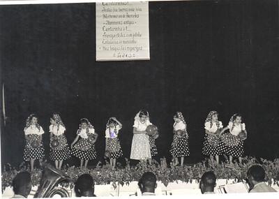 Festa Infantil, 1952