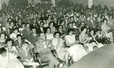 1959, Dundo, Junho, Teatro Infantil - Artes de Magia Plateia da Zona Leste