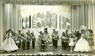 1959, Dundo, Junho, Teatro, Infantil  Artes de Magia