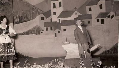Dundo em 1953, ensaiado pela Maria Helena Noronha Feyo Joao Dyson