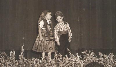 Infância em Flor - 1952 Dueto do Saloio