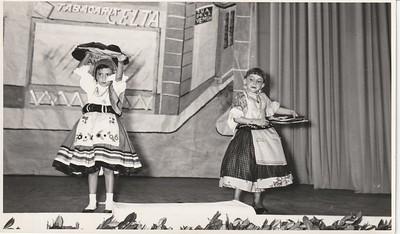 Teatro Infantil, Dundo, Junho, 1959,