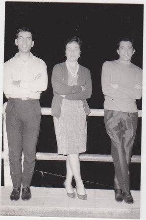 isita do Tony de Matos - Luachimo com Fernanda Gastão e Júlio Pedro