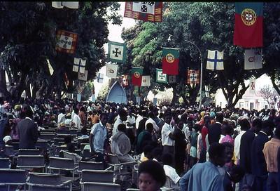 Andrada 1972 - Missa Campal