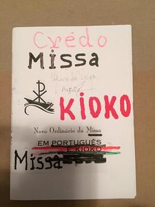 Ordinario da Missa em Portugues e Kioko
