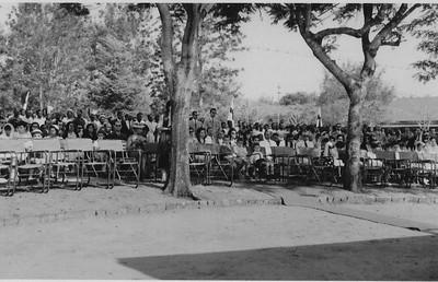 Dundo 1958 - Missa campal