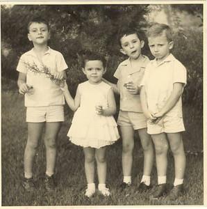 Helder Simões, Anabela Luna, David Luna, Pedro Cadete