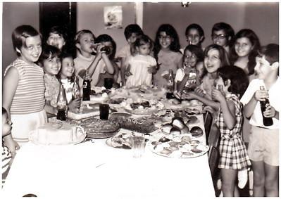Festa de anos da Letinha